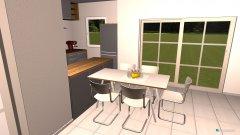 Raumgestaltung Wohnzimmer Vorlage in der Kategorie Wohnzimmer