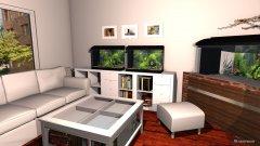 Raumgestaltung Wohnzimmer Vorschlag in der Kategorie Wohnzimmer
