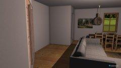Raumgestaltung Wohnzimmer Weilrod Schnupsel in der Kategorie Wohnzimmer
