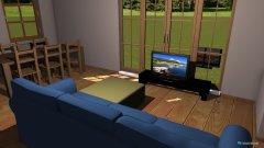 Raumgestaltung Wohnzimmer Weilrod in der Kategorie Wohnzimmer