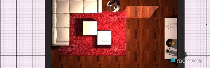 Raumgestaltung Wohnzimmer Weisselberg in der Kategorie Wohnzimmer