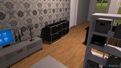 Raumgestaltung Wohnzimmer Weißensee 1 in der Kategorie Wohnzimmer