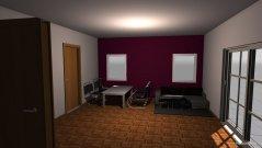 Raumgestaltung Wohnzimmer Weizberg in der Kategorie Wohnzimmer