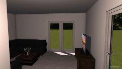 Raumgestaltung wohnzimmer zu hause in der Kategorie Wohnzimmer