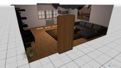 Raumgestaltung Wohnzimmer Zukunft in der Kategorie Wohnzimmer