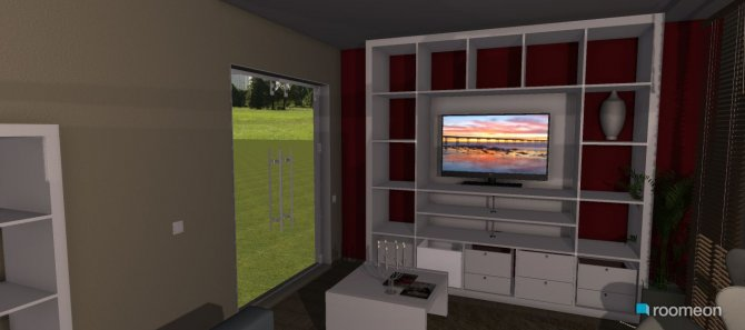 Raumgestaltung Wohnzimmer1 B in der Kategorie Wohnzimmer