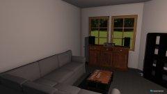 Raumgestaltung wohnzimmer123 in der Kategorie Wohnzimmer