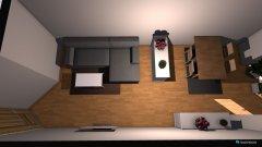 Raumgestaltung Wohnzimmer2 schützi in der Kategorie Wohnzimmer