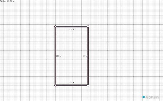 Raumgestaltung Wohnzimmer254 in der Kategorie Wohnzimmer