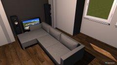Raumgestaltung Wohnzimmer4 in der Kategorie Wohnzimmer