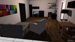 Raumgestaltung Wohnzimmer5 in der Kategorie Wohnzimmer