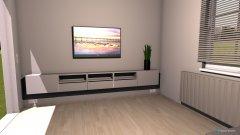Raumgestaltung Wohnzimmer in der Kategorie Wohnzimmer