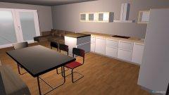 Raumgestaltung Wohnzimmer_Blücherstraße in der Kategorie Wohnzimmer