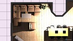 Raumgestaltung Wohnzimmer_Cheminee in der Kategorie Wohnzimmer