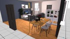 Raumgestaltung Wohnzimmer_Gudrun in der Kategorie Wohnzimmer