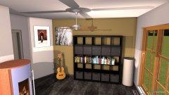 Raumgestaltung Wohnzimmer_neueWohnung in der Kategorie Wohnzimmer