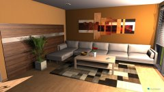 Raumgestaltung Wohnzimmer_perfekt in der Kategorie Wohnzimmer