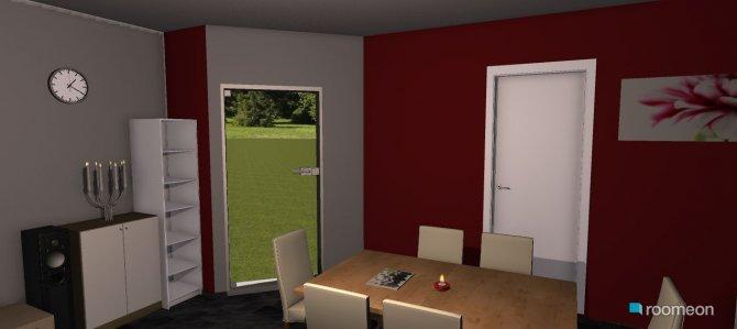 Raumgestaltung Wohnzimmer_Plan_v1 in der Kategorie Wohnzimmer