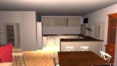 Raumgestaltung Wohnzimmer_Schlafsofa in der Kategorie Wohnzimmer