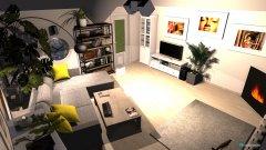 Raumgestaltung Wohnzimmer_StP in der Kategorie Wohnzimmer