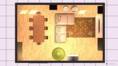 Raumgestaltung Wohnzimmereinrichtung L-Couch in der Kategorie Wohnzimmer