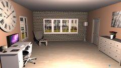 Raumgestaltung wohnzimmerhaus in der Kategorie Wohnzimmer