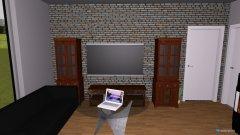 Raumgestaltung WohnzimmerMF in der Kategorie Wohnzimmer
