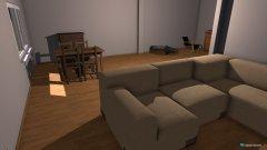 Raumgestaltung WohnzimmerNeu in der Kategorie Wohnzimmer