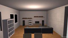 Raumgestaltung wohnzimmerplan1 in der Kategorie Wohnzimmer