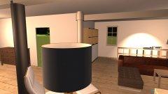 Raumgestaltung Wohnzimmerplanung 2017 in der Kategorie Wohnzimmer
