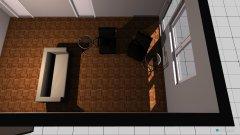 Raumgestaltung Wohnzimmerplanung in der Kategorie Wohnzimmer