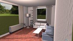 Raumgestaltung WohnzimmerSteger in der Kategorie Wohnzimmer