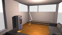 Raumgestaltung wohnzimmerwahnsinn in der Kategorie Wohnzimmer