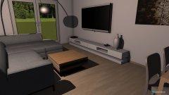 Raumgestaltung Wohnzimmi in der Kategorie Wohnzimmer