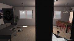 Raumgestaltung Wohnzimmmer in der Kategorie Wohnzimmer