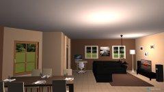 Raumgestaltung wohnzimmwe in der Kategorie Wohnzimmer