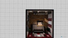 Raumgestaltung Wohnzommer in der Kategorie Wohnzimmer