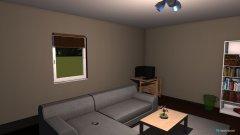 Raumgestaltung wohnzosdrngt in der Kategorie Wohnzimmer