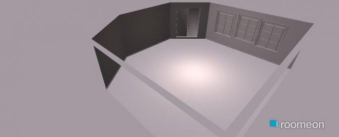 Raumgestaltung wohungzimmer in der Kategorie Wohnzimmer