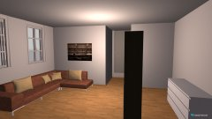 Raumgestaltung wohzi in der Kategorie Wohnzimmer