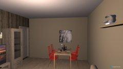 Raumgestaltung wohzimmer in der Kategorie Wohnzimmer