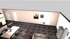 Raumgestaltung woihnzimmer in der Kategorie Wohnzimmer