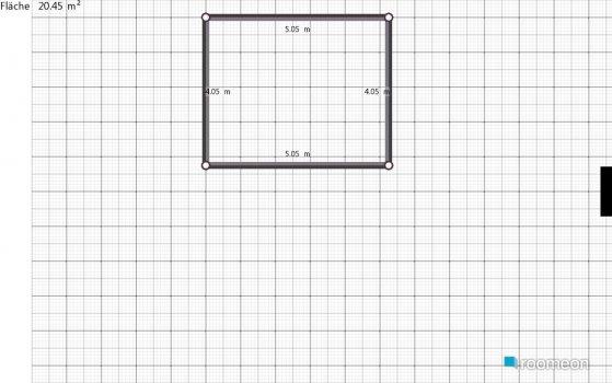 Raumgestaltung Wolfgang in der Kategorie Wohnzimmer