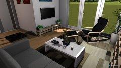 Raumgestaltung wonliches brandenburg in der Kategorie Wohnzimmer
