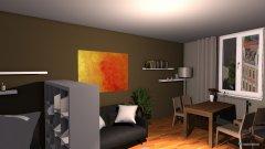 Raumgestaltung wonungn in der Kategorie Wohnzimmer