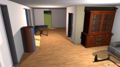 Raumgestaltung Wonzimmer EG_01 in der Kategorie Wohnzimmer