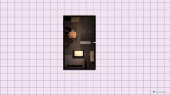 Raumgestaltung WOohnküche in der Kategorie Wohnzimmer