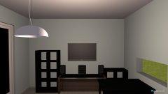Raumgestaltung Woohnzimmer in der Kategorie Wohnzimmer