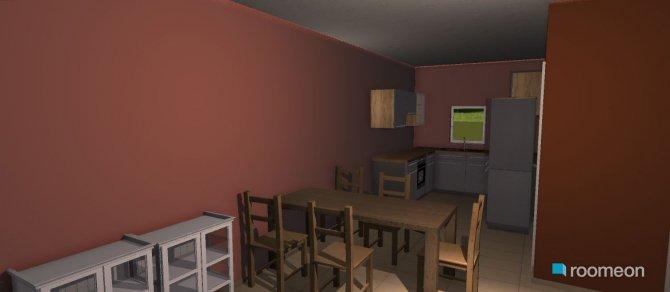 Raumgestaltung Wozi Adolfstr in der Kategorie Wohnzimmer