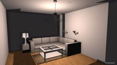 Raumgestaltung Wozi Grundraum Teil 1 in der Kategorie Wohnzimmer